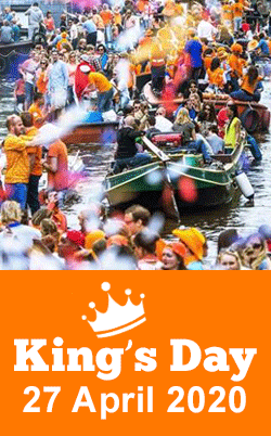 King's Day Holland Amsterdam Holland Tours guided tours